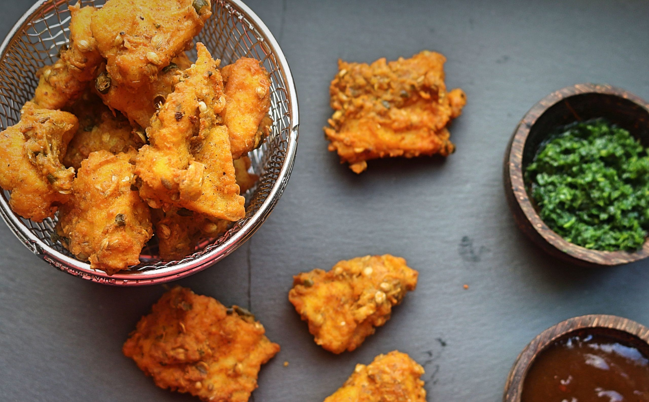 Fish Pakoras - Recipe Fish Pakora