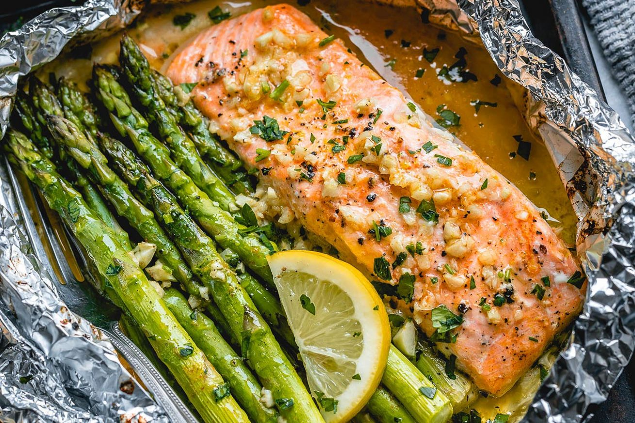 Fish Recipes: 12 Quick and Easy Fish Recipes for Healthy Dinners ...