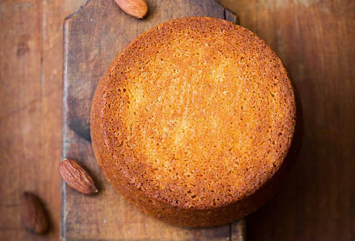 Flourless Almond Cake - Cake Recipes Almond Meal