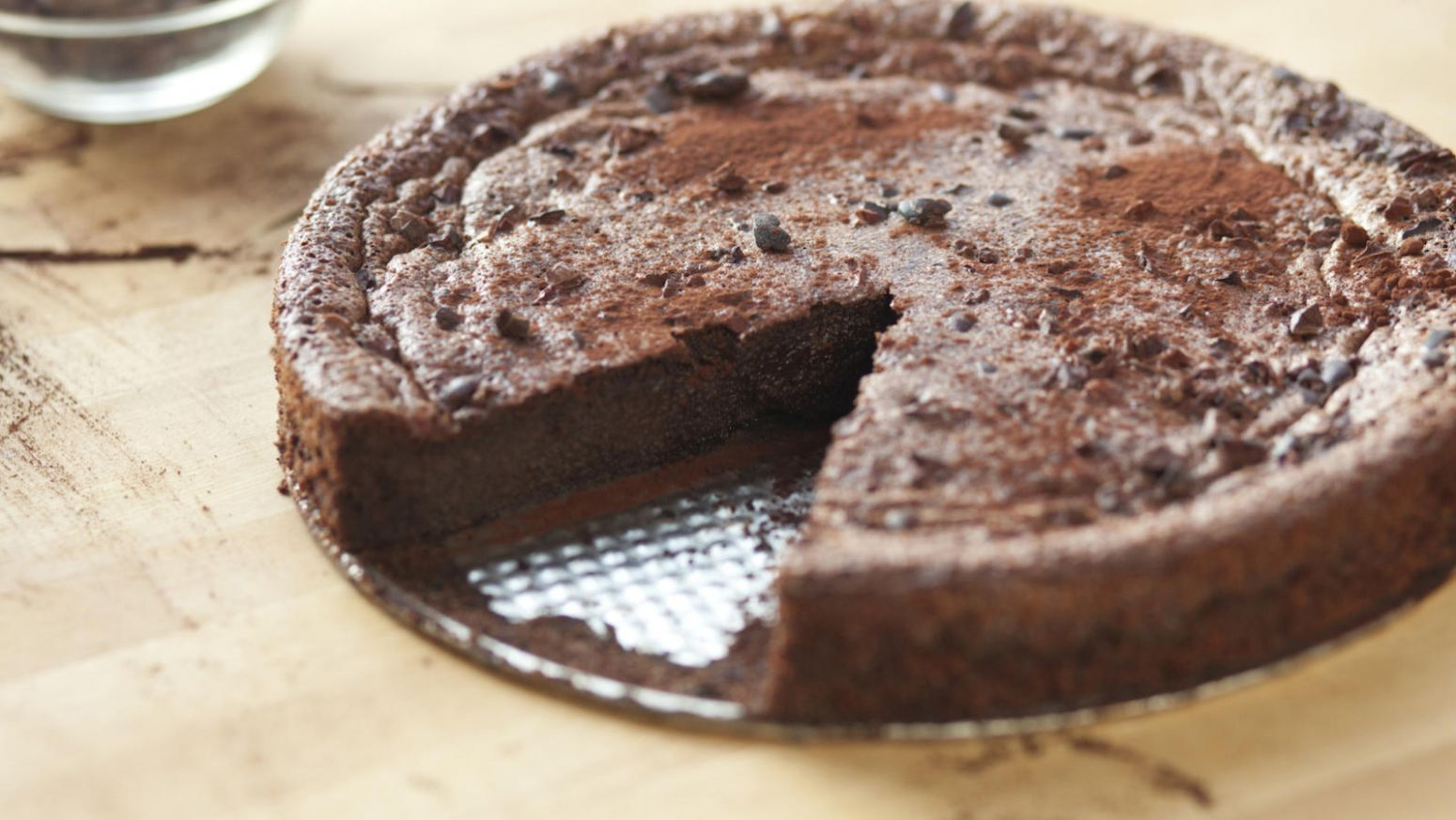 Flourless Chocolate Cake - Dessert Recipes Kosher