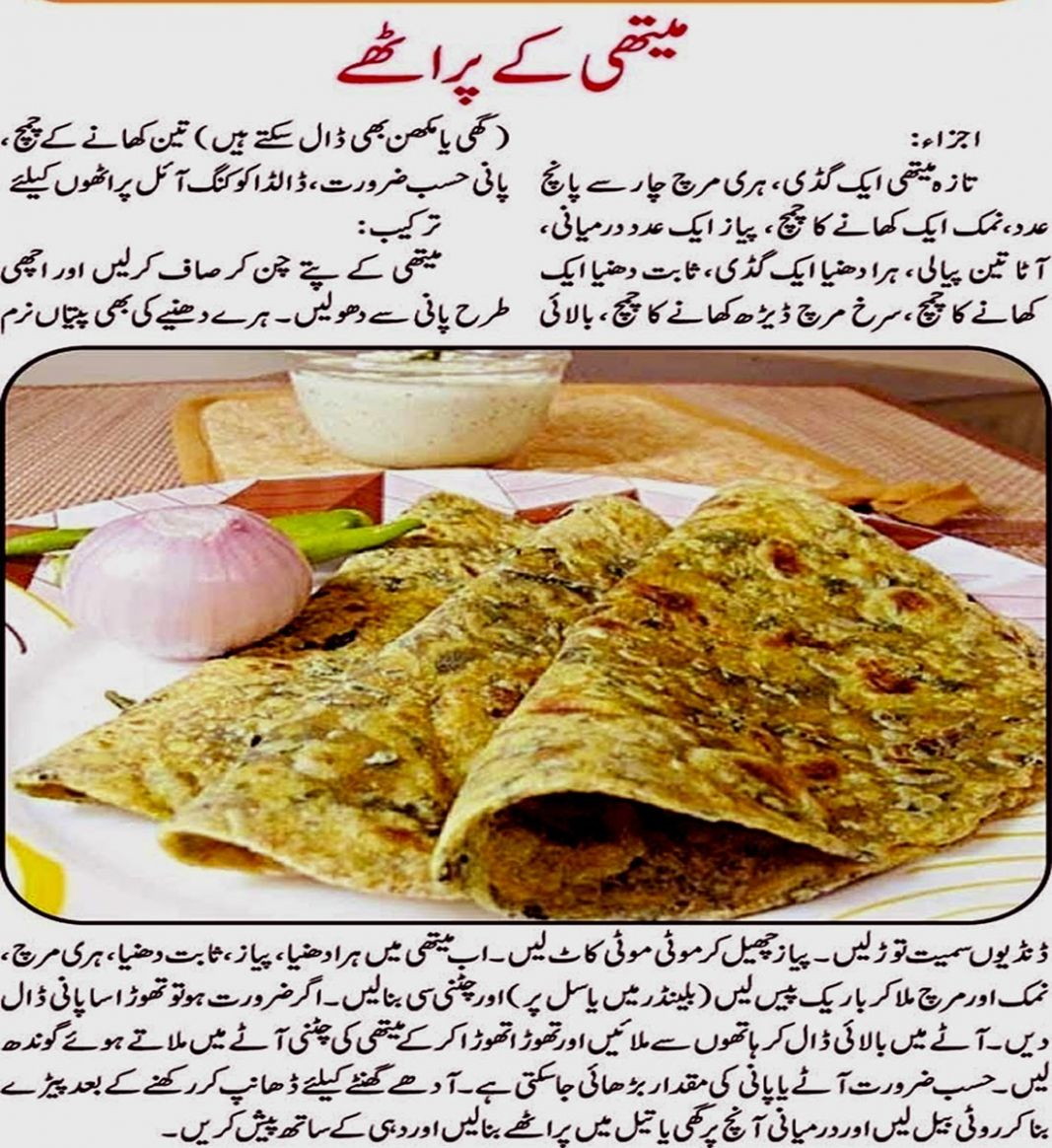 Foods Recipes In Urdu | Meri Urdu - Food Recipes In Urdu