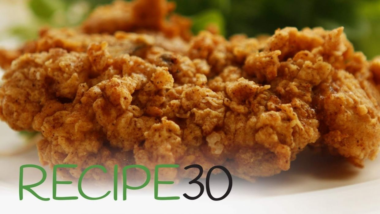 Forget KFC - Watch This! - Incredible Fried Chicken Paprika recipe - By  RECIPE11.com