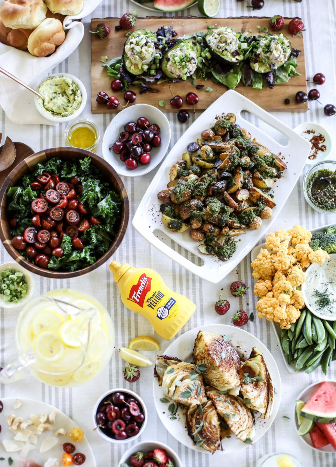 Four Easy Summer Entertaining Recipes