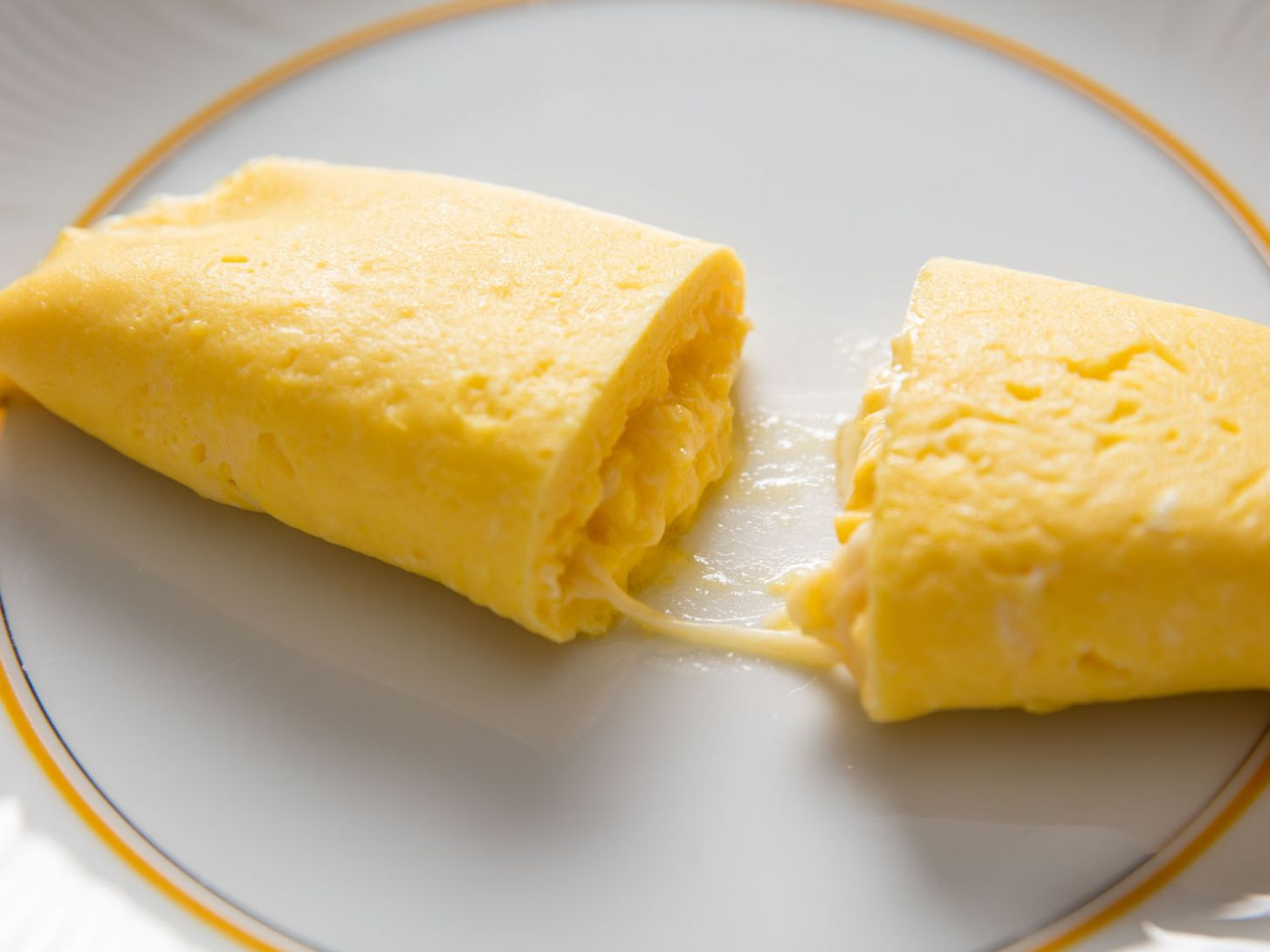 French Omelette With Cheese Recipe - Recipe Egg Omelette Cheese