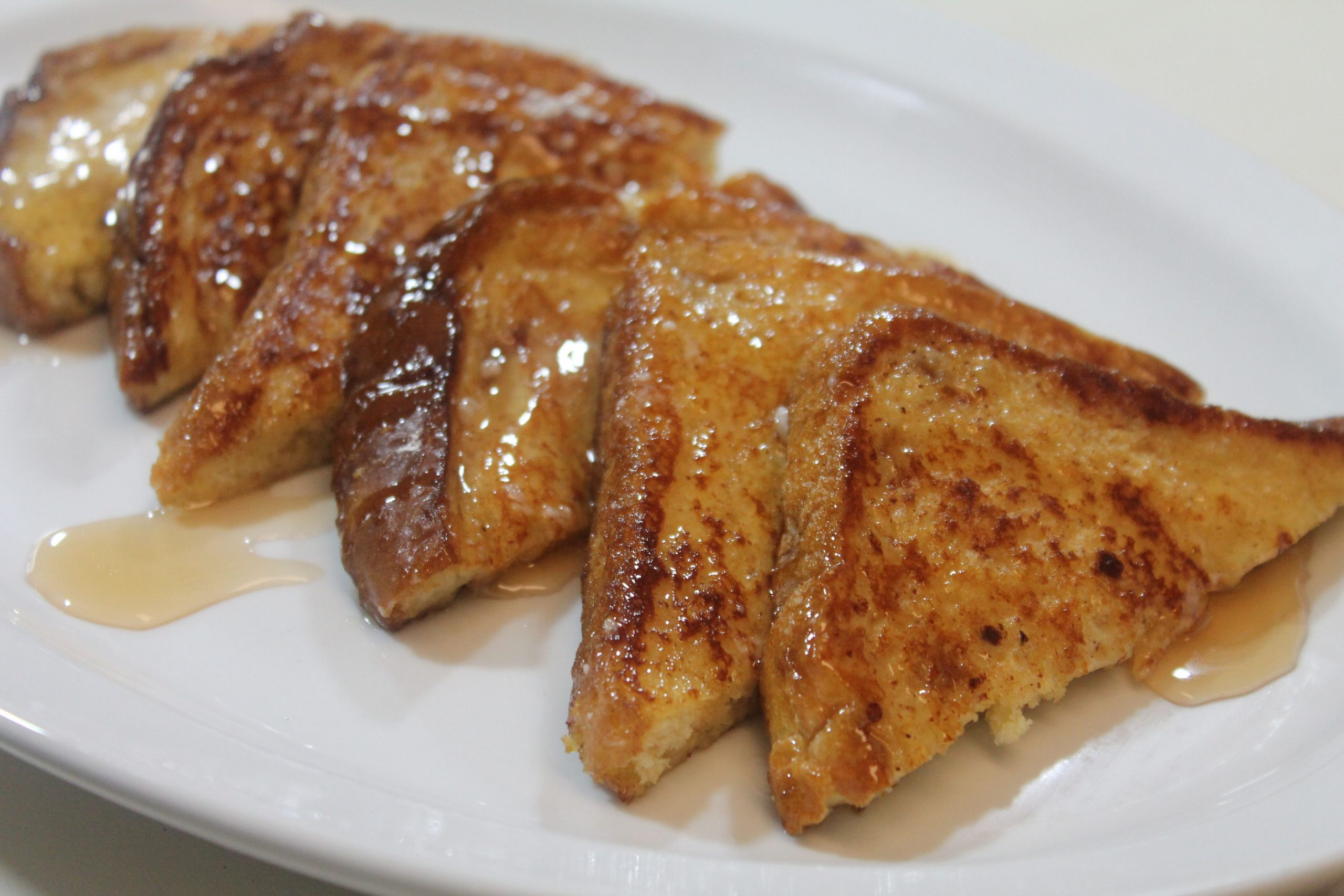 French Toast Recipe - Breakfast Recipes Quick French Toast