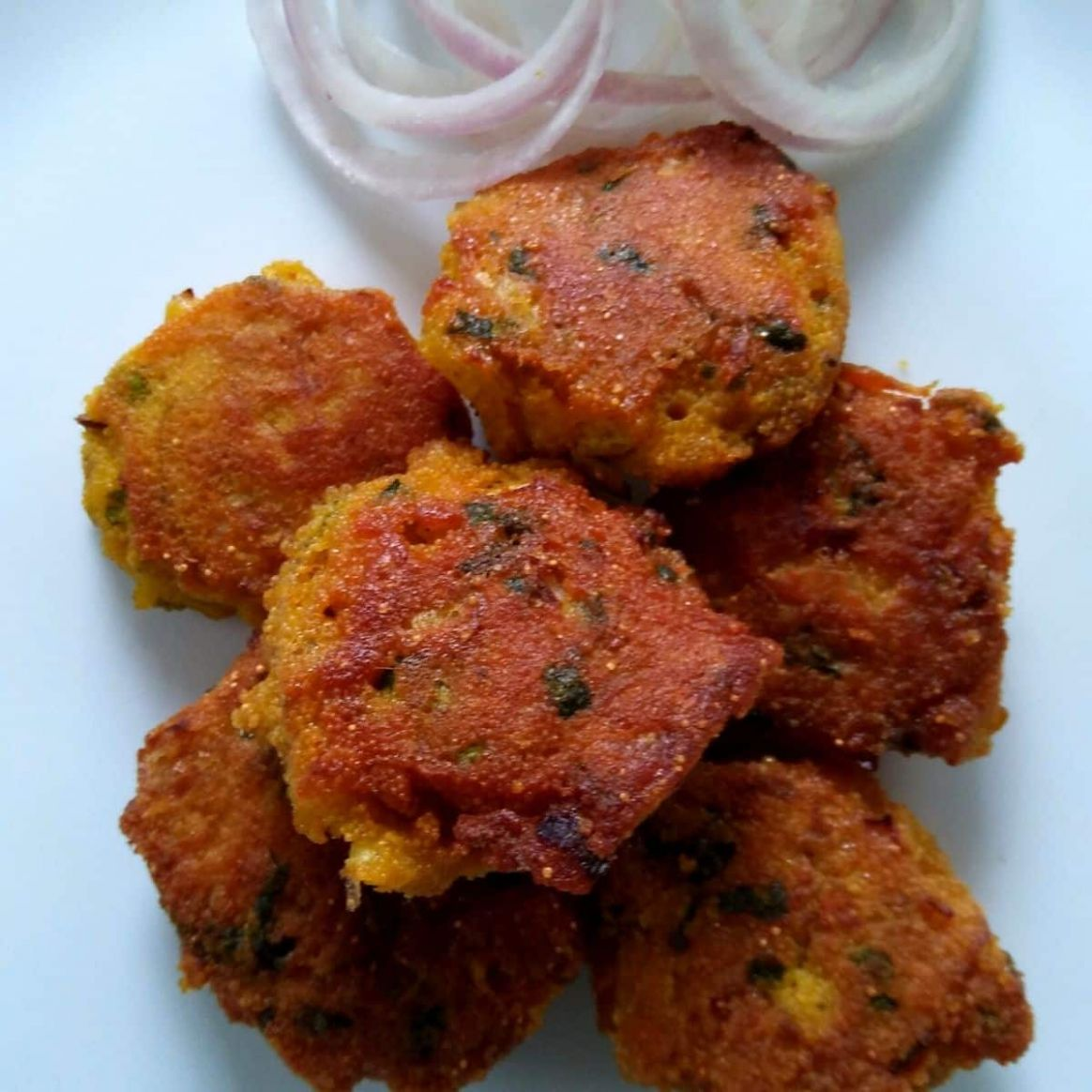 Fried Fish Eggs | Fish Roe Recipe - Spoons Of Flavor