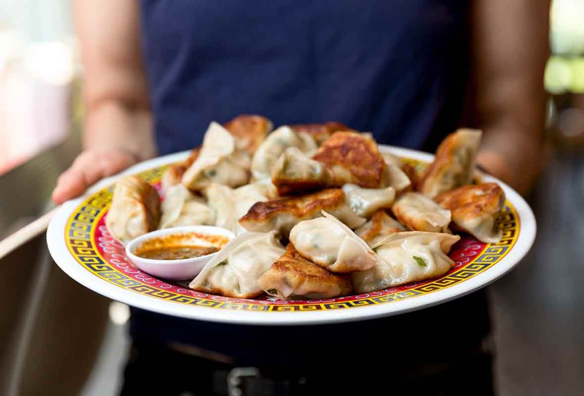 Fried Pork Dumplings - Recipes Pork Dumplings