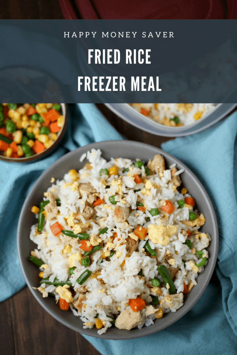 Fried Rice Recipe - Rice Recipes You Can Freeze