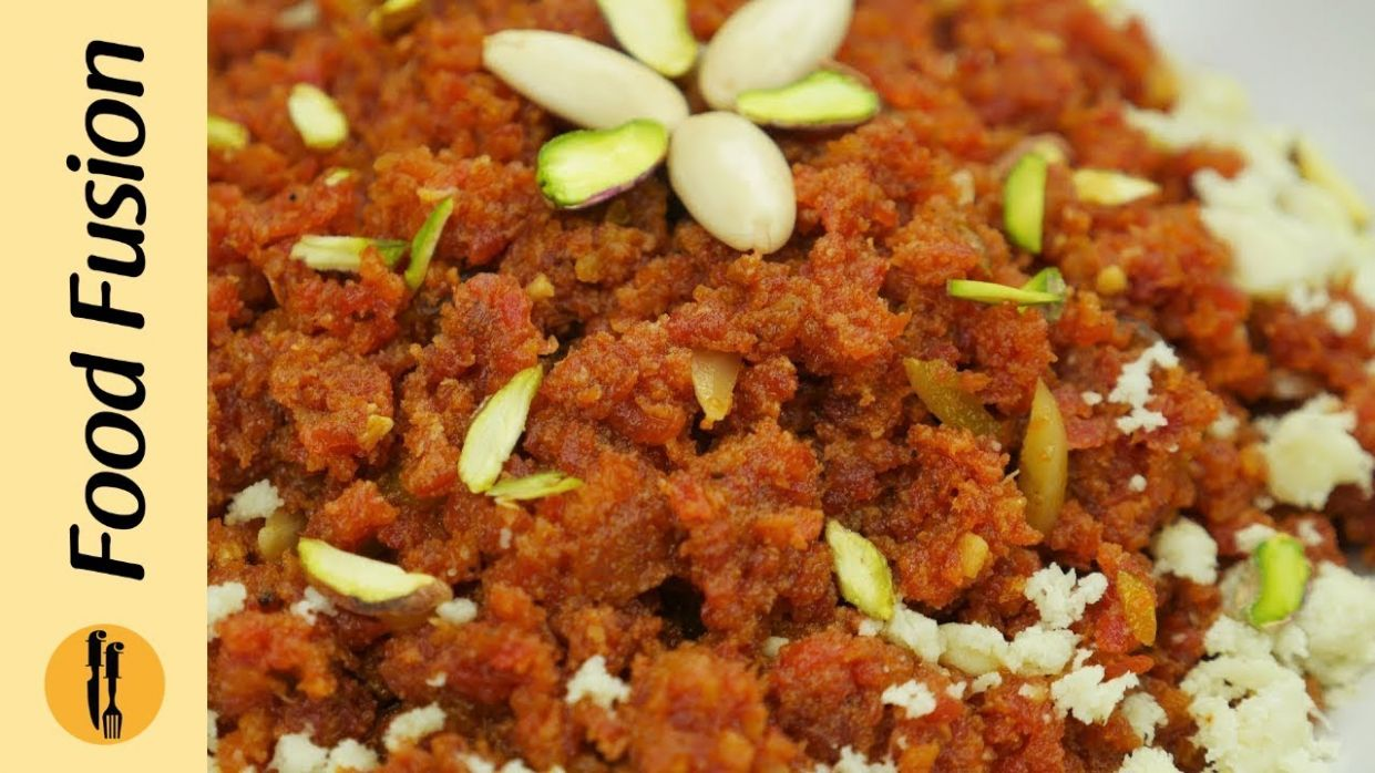 Gajar Ka Halwa Recipe By Food Fusion - Recipes Gajar Ka Halwa Urdu