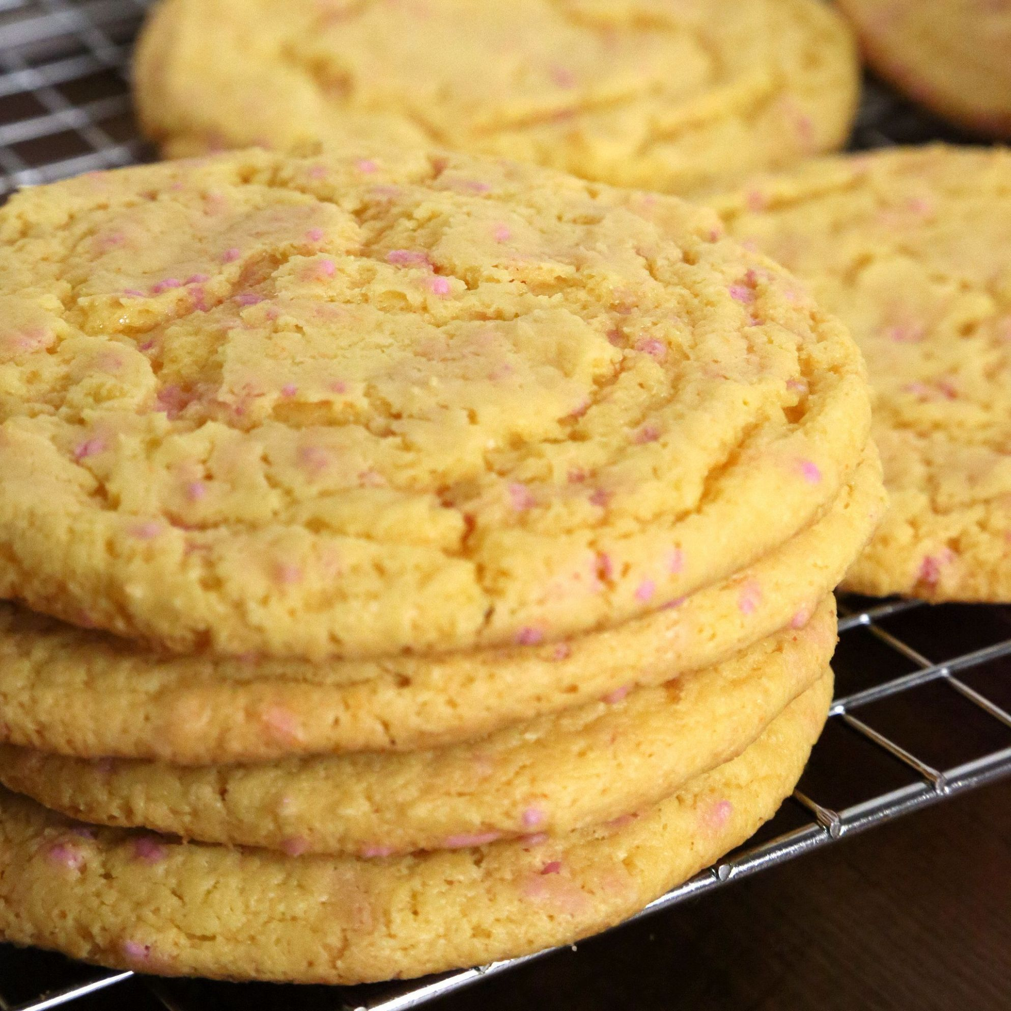 Game-Changing Yellow Cake Mix Cookies - Recipes Yellow Cake Mix