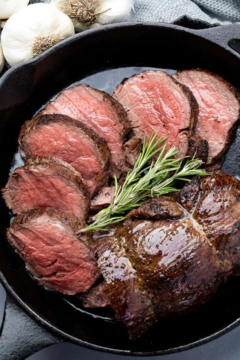 Garlic Brown Butter Roasted Beef Tenderloin - Recipes Beef Loin