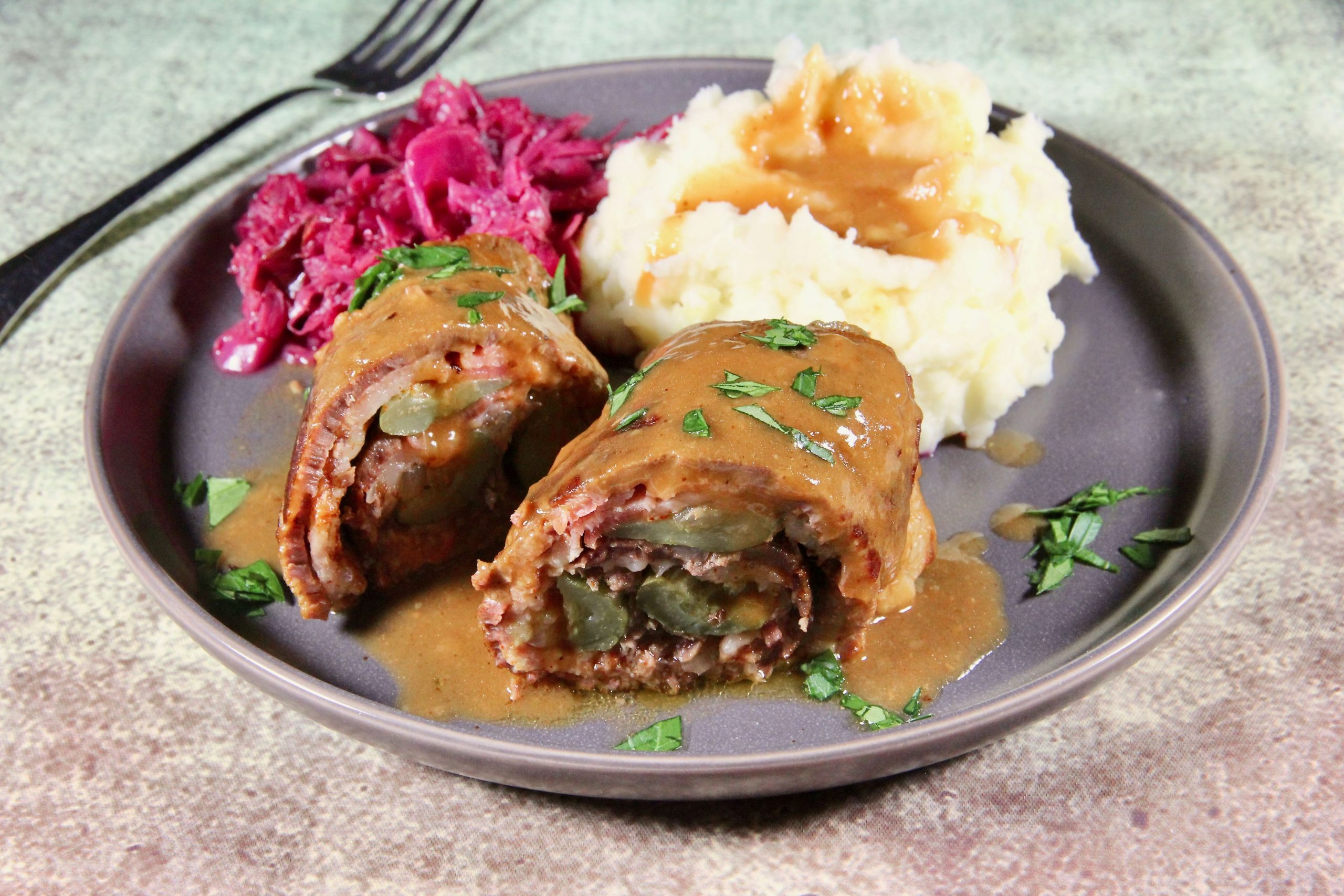 German Beef Rouladen Recipe - Allrecipes