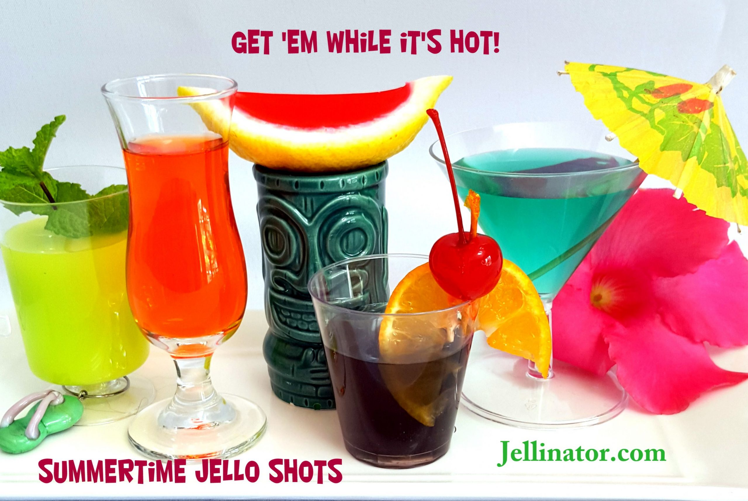 Get 'Em While It's Hot! 11 must-try SUMMER JELLO SHOTS recipes ...