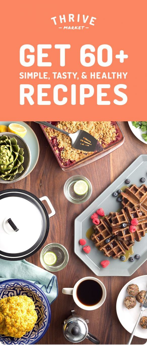 Get your free Thrive Market cookbook PDF full of delicious ...