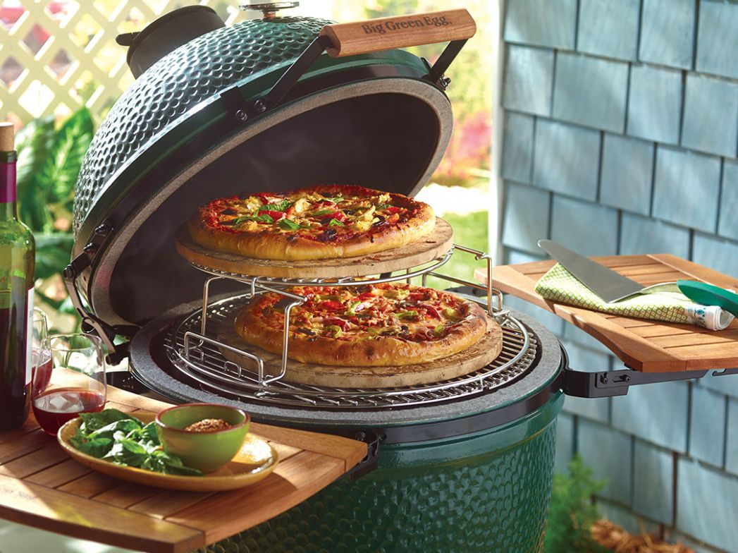 Giveaway: Big Green Egg Grill - Meadow Creek Barbecue Supply