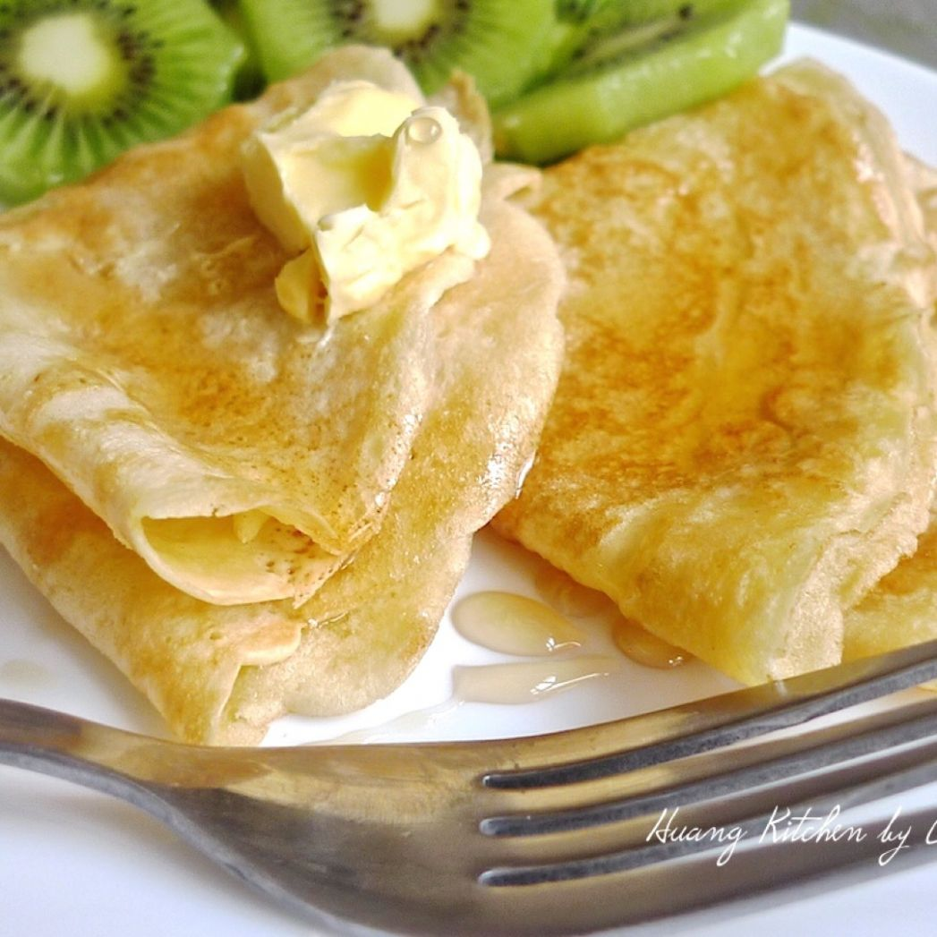 Gluten-Free Rice Flour Pancakes - Recipes Rice Flour