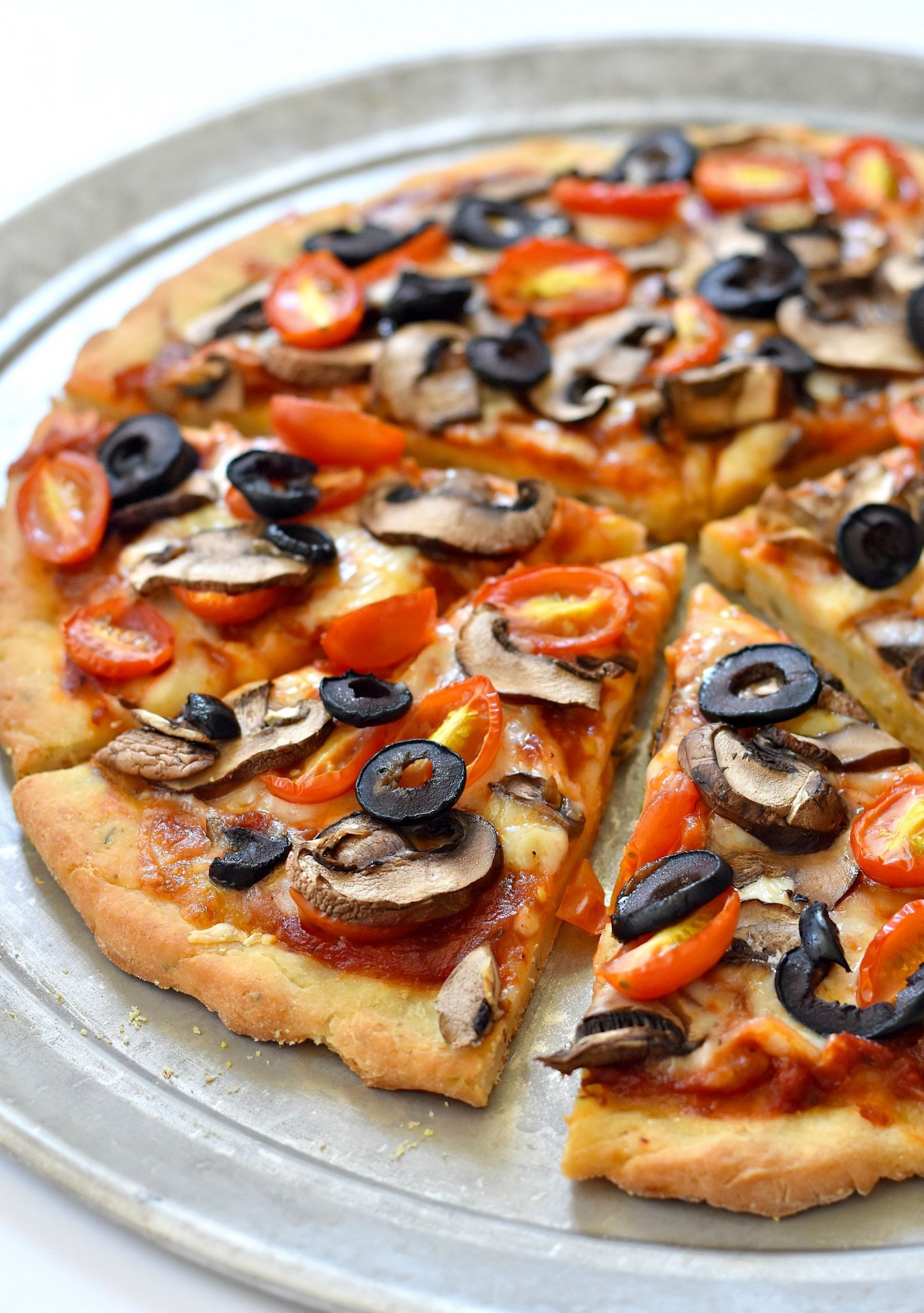 Gluten Free Vegan Pizza Dough - Pizza Recipes Gluten Free
