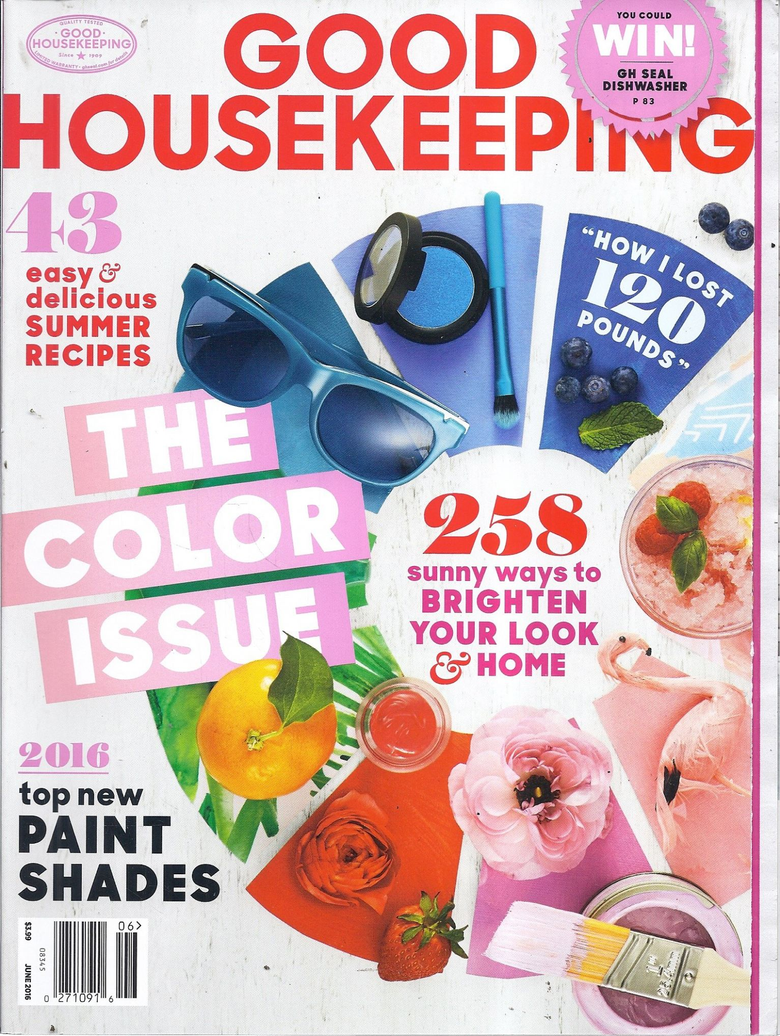 Good Housekeeping (June 11 - 11 Easy & Delicious Summer Recipes ..