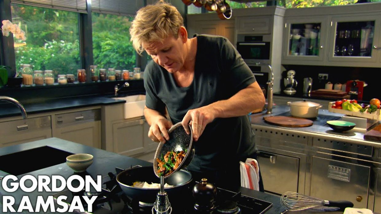 Gordon's Quick & Simple Recipes | Gordon Ramsay