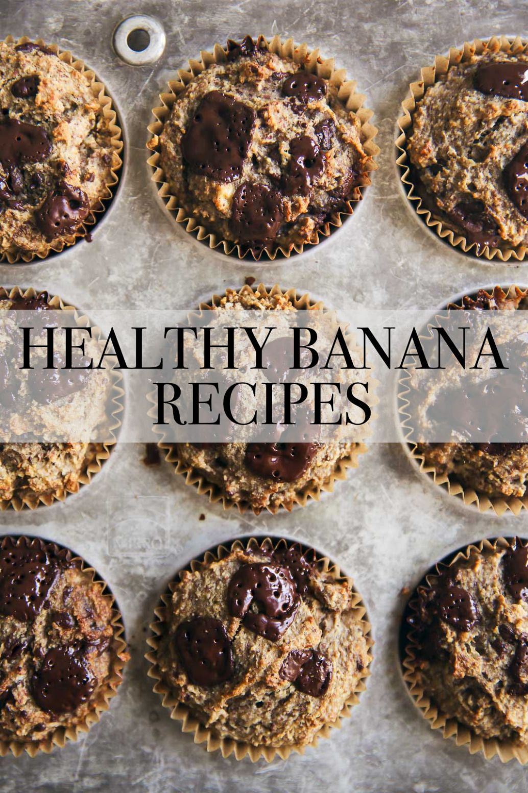 Got ripe bananas? Try out these Healthy Banana Recipes! - Healthy Recipes With Bananas