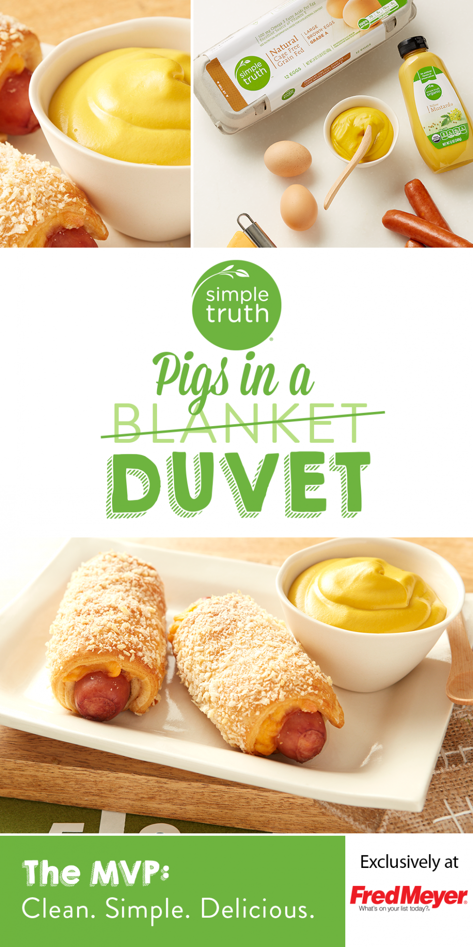 Gourmet Pigs in a Duvet - Cooking Recipes Yummy