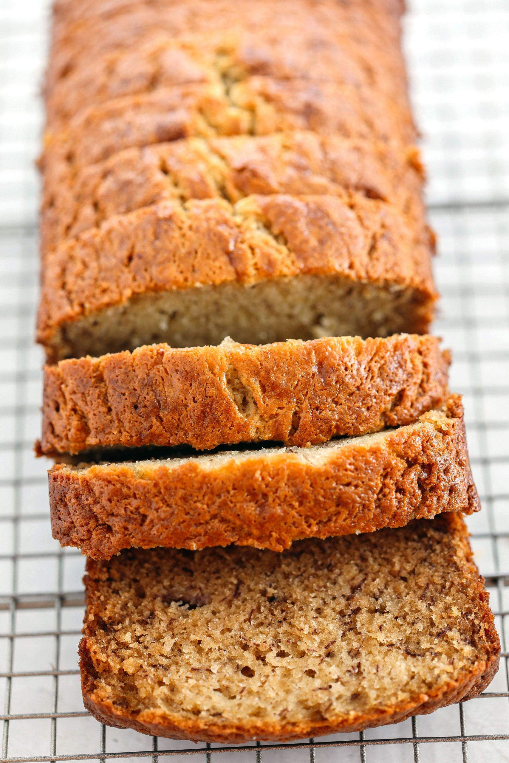 Grandma's Easy Banana Bread
