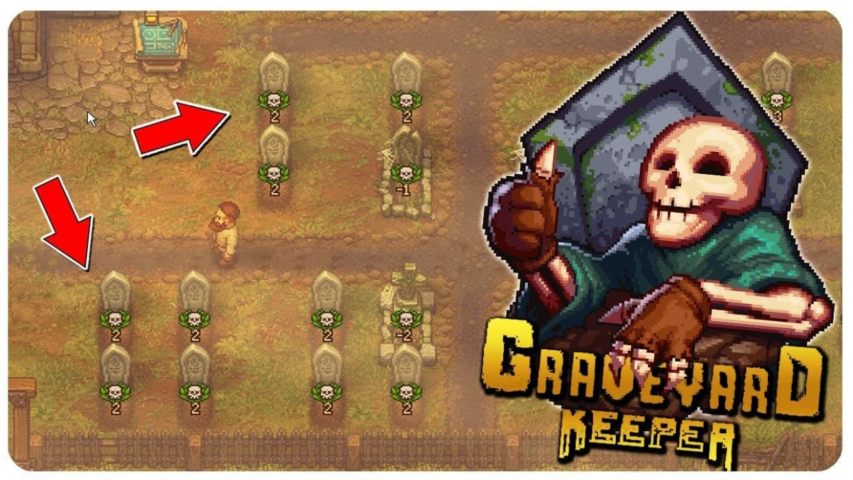 Graveyard Keeper - How To Make Money EZ! - Graveyard Keeper Gameplay #8
