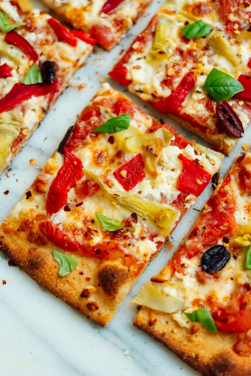 Greek Pizza - Recipes About Pizza