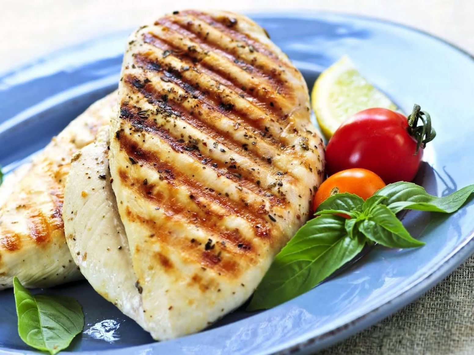 Greek Yogurt Marinated Chicken