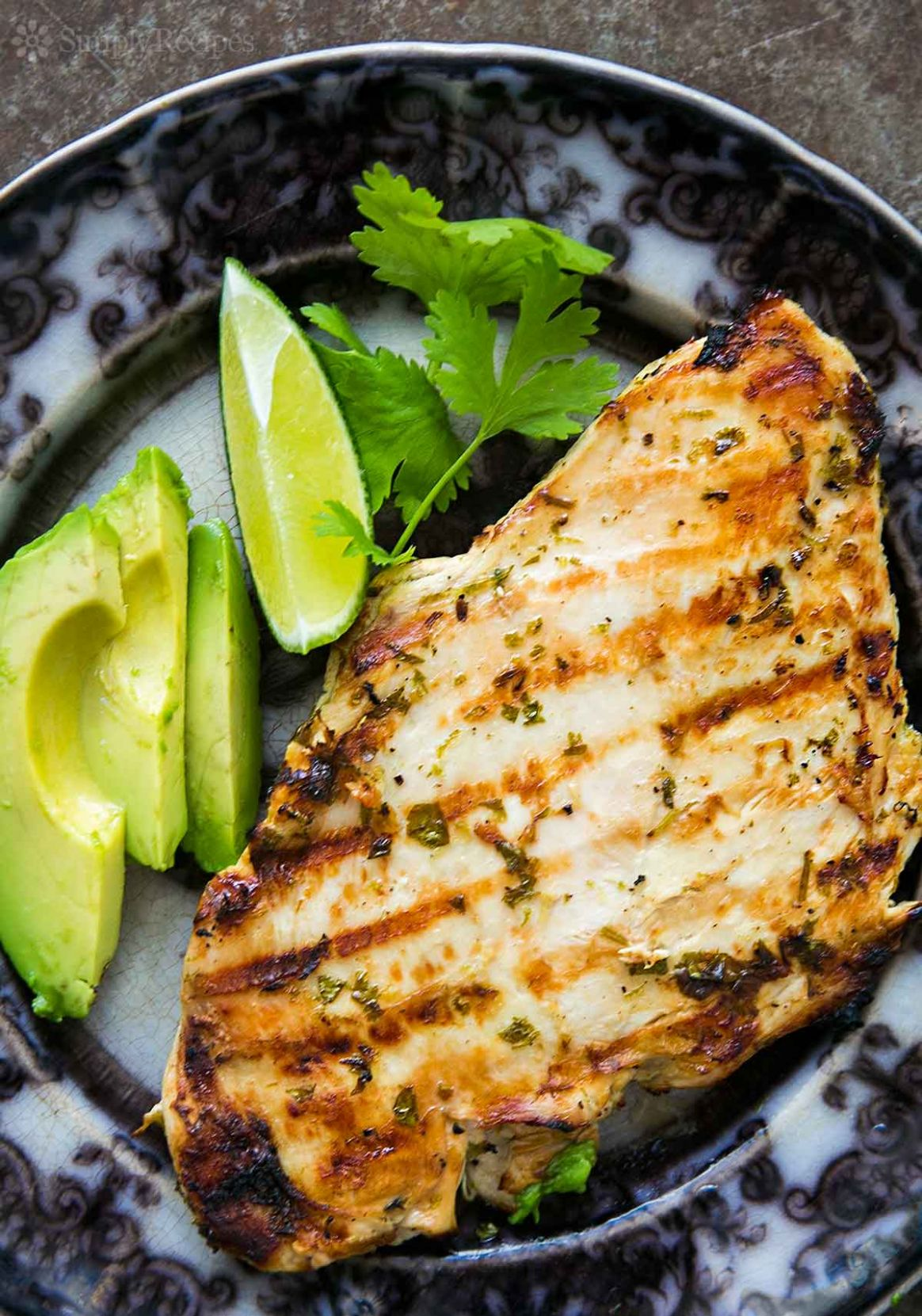 Grilled Cilantro Lime Chicken - Recipes Chicken Breast On Grill
