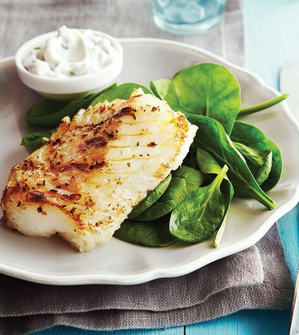 Grilled Cod Recipe | Easy Cod Recipe - Clean Eating Magazine
