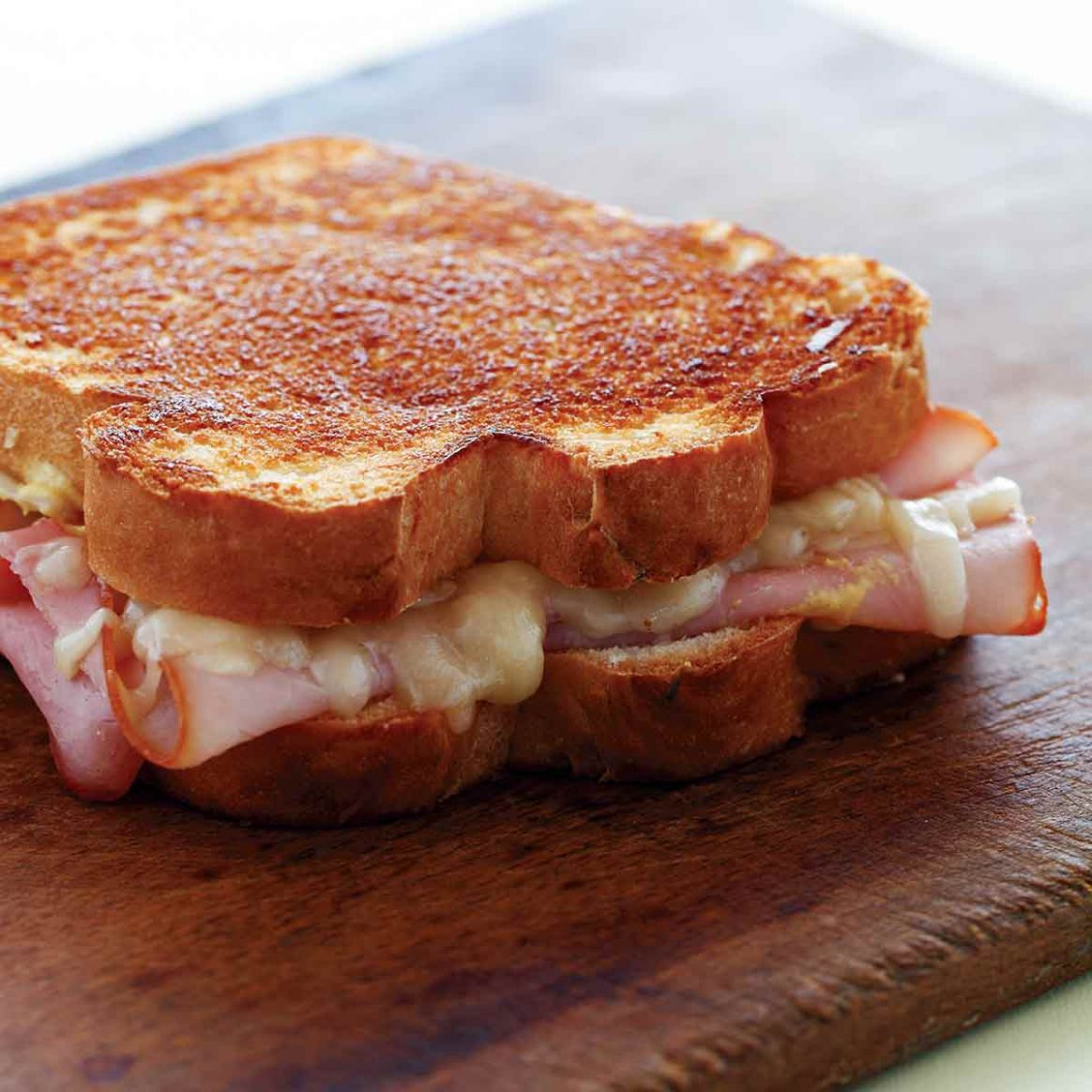 Grilled Ham and Cheese Sandwich - Sandwich Recipes Ham And Cheese