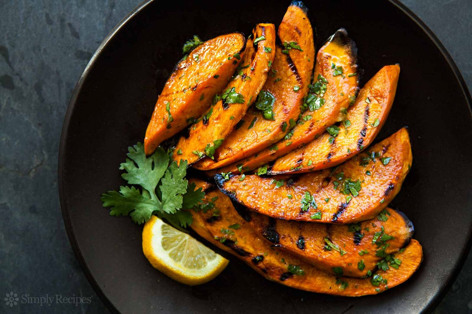 Grilled Sweet Potatoes - Potato Recipes Grill