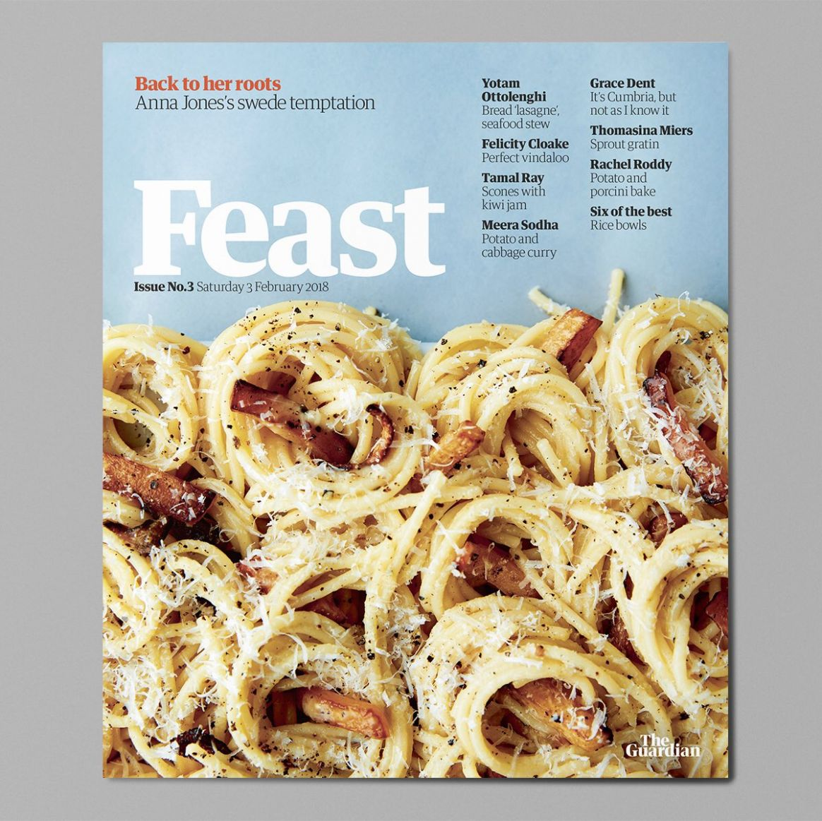 "Guardian Design on Twitter: ""Tomorrows gorgeous @guardian feast ..."