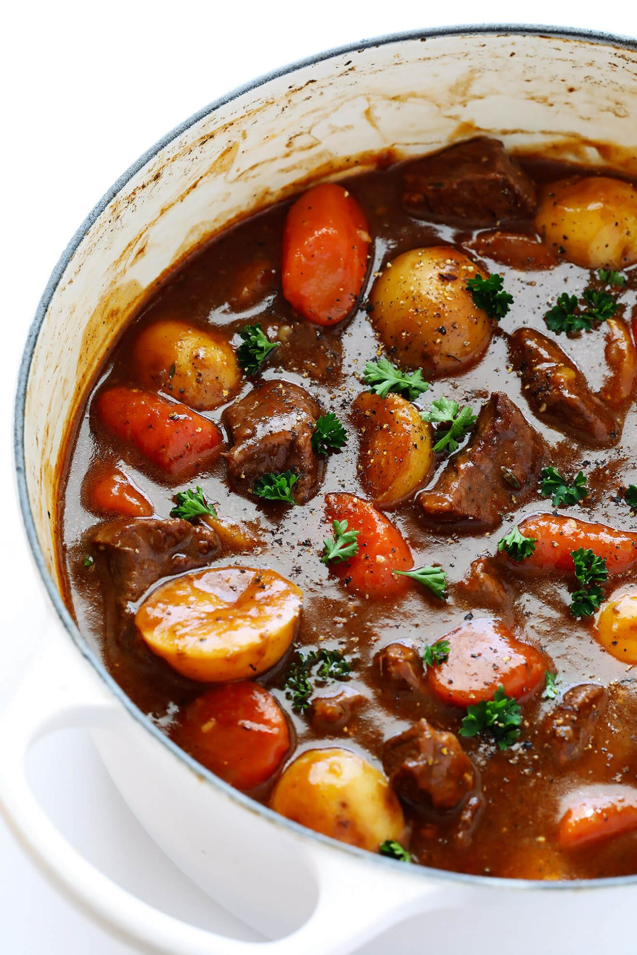 Guinness Beef Stew - Soup Recipes With Beef