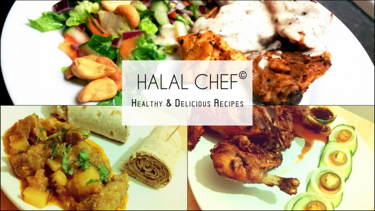 Halal Chef - Healthy & Delicious Recipes