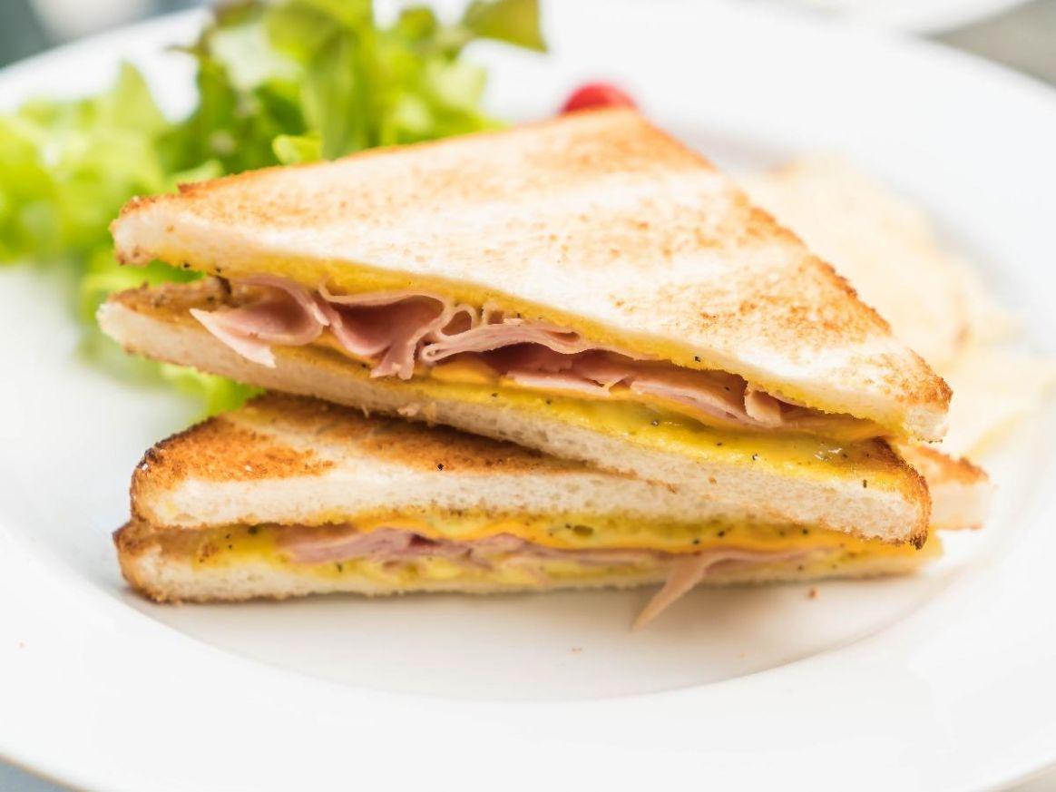 Ham & Cheese Sandwich - Sandwich Recipes Ham And Cheese