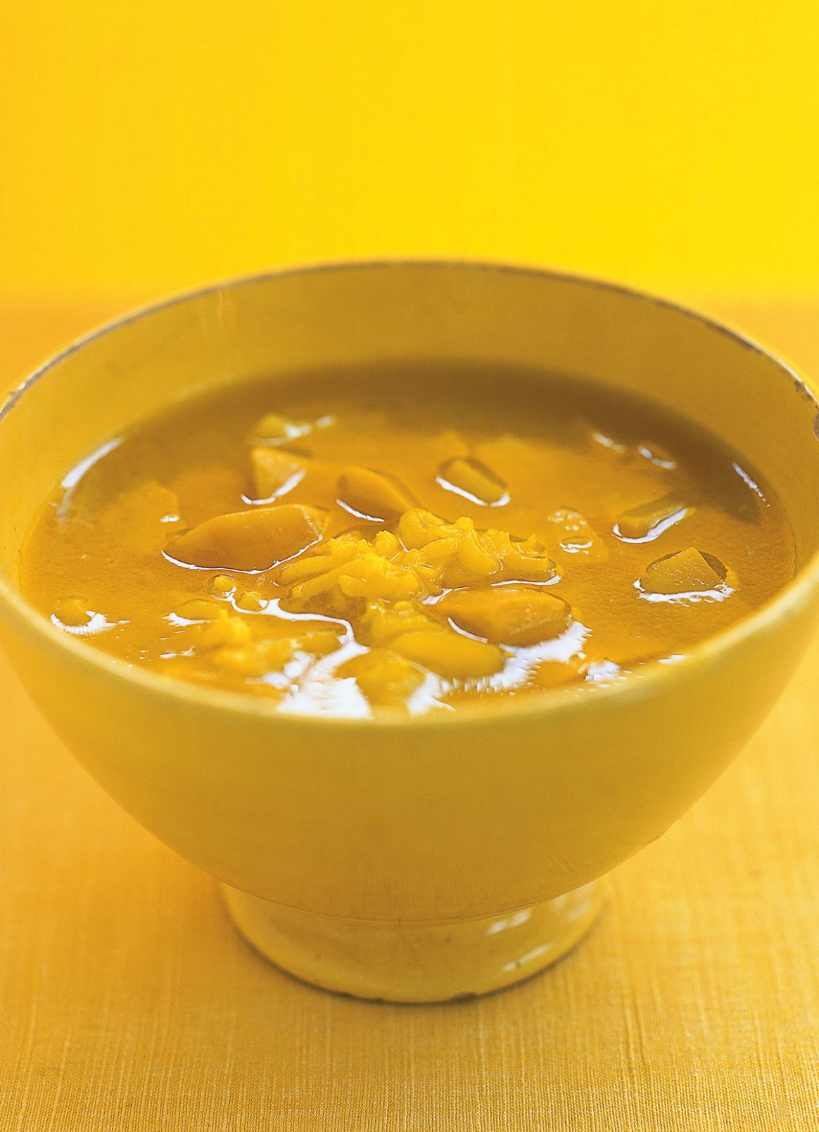 Happiness Soup - Soup Recipes Nigella