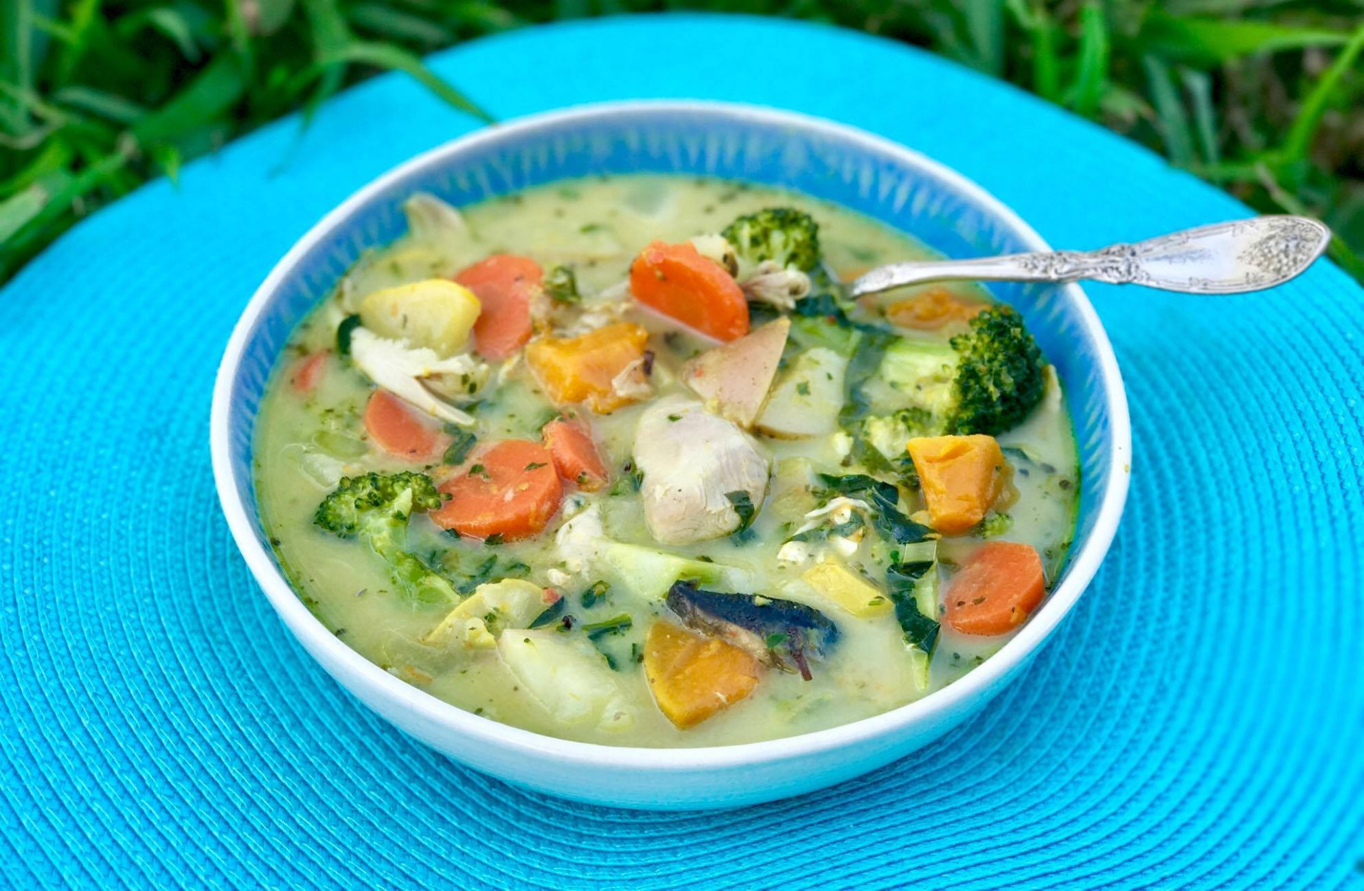 Healing Chicken Soup - Soup Recipes For Colds