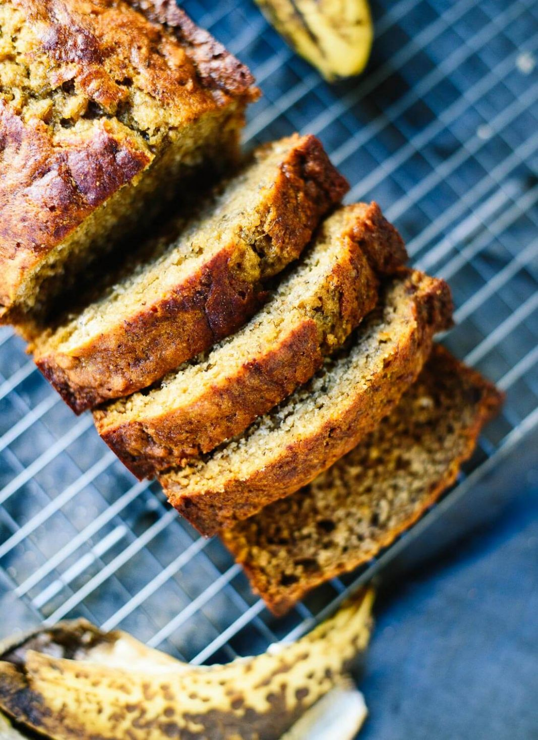Healthy Banana Bread Recipe - Cookie and Kate - Healthy Recipes With Bananas