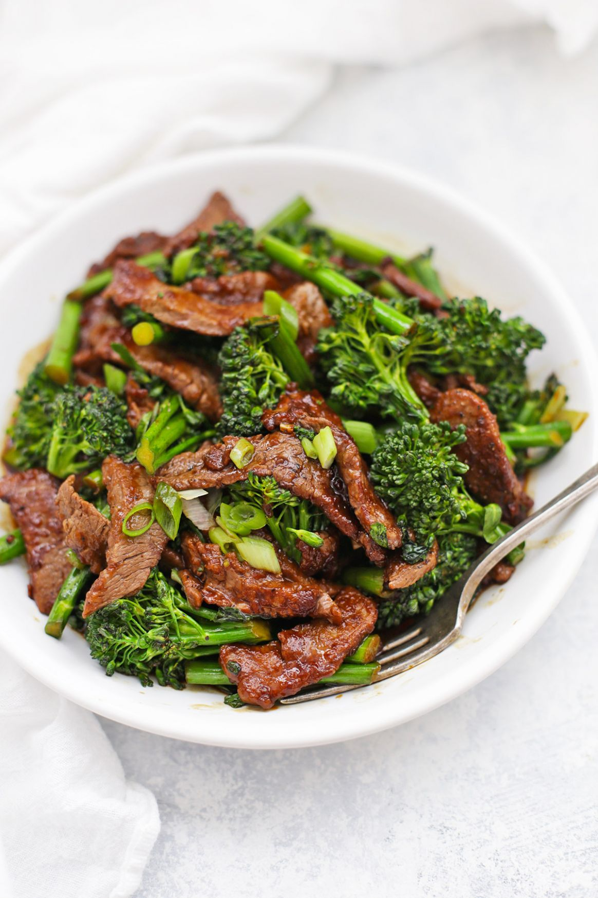 Healthy Beef and Broccoli - Beef Recipes Healthy