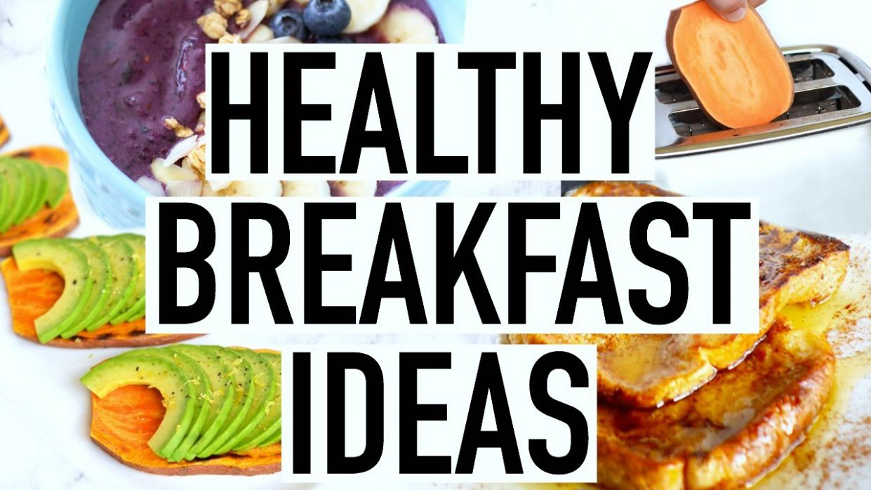 HEALTHY BREAKFAST IDEAS! Summer Breakfast Recipes! - Food Recipes On Youtube