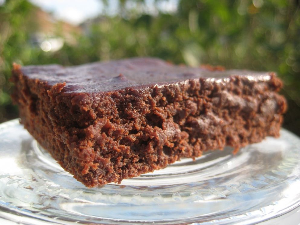 Healthy Brownie Recipe | Applesauce Brownies