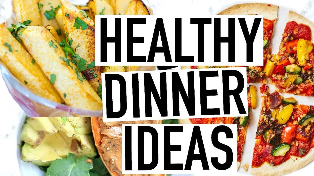 HEALTHY DINNER IDEAS! Healthy Summer Recipes! - Food Recipes On Youtube