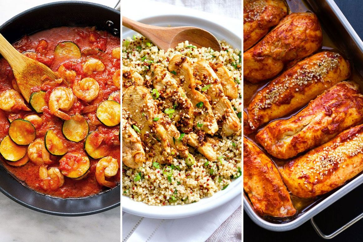 Healthy Dinner Recipes: 9 Fast Meals for Busy Nights — Eatwell9 - Recipes Dinner Quick