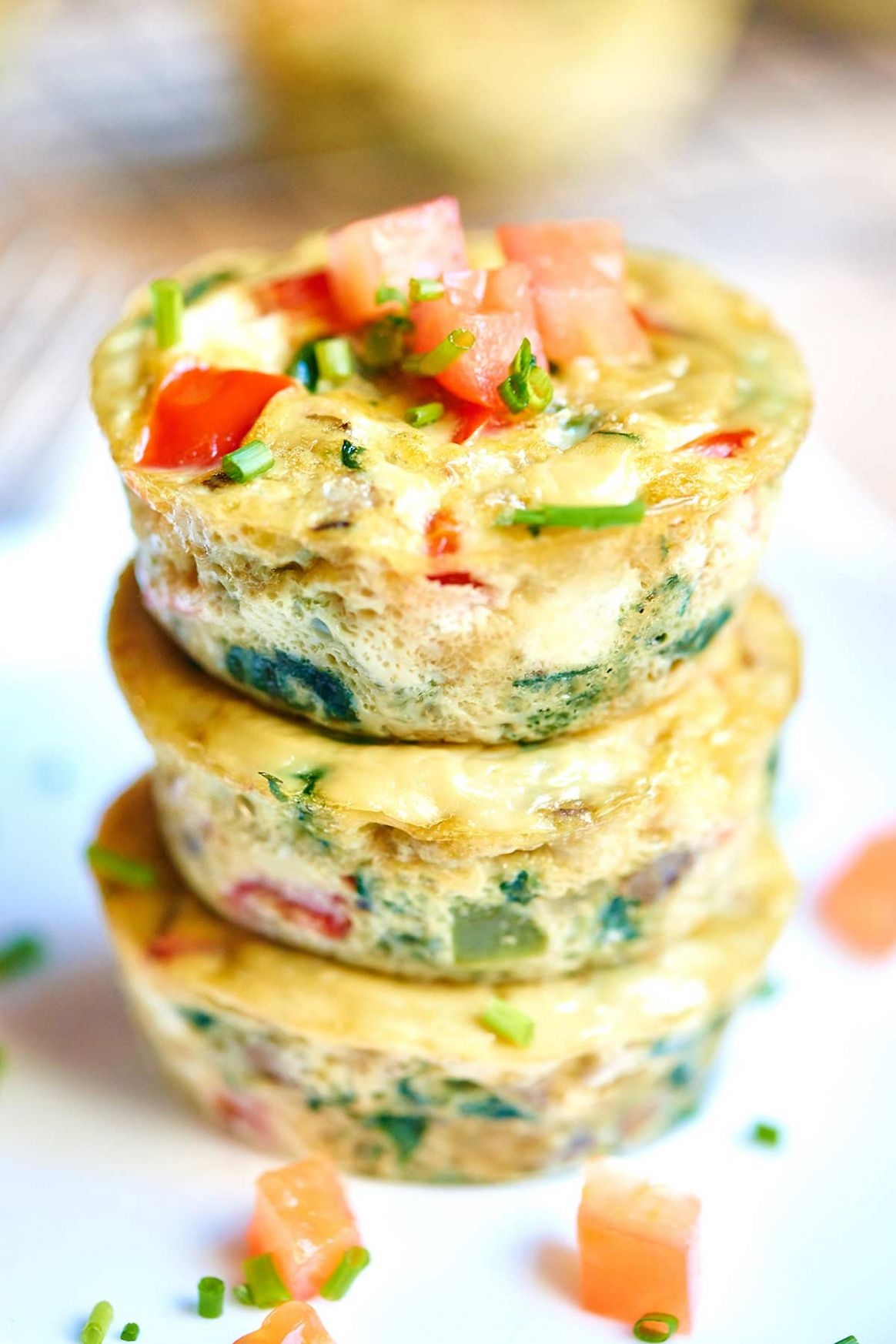Healthy Egg Muffin Cups - Healthy Recipes With Eggs