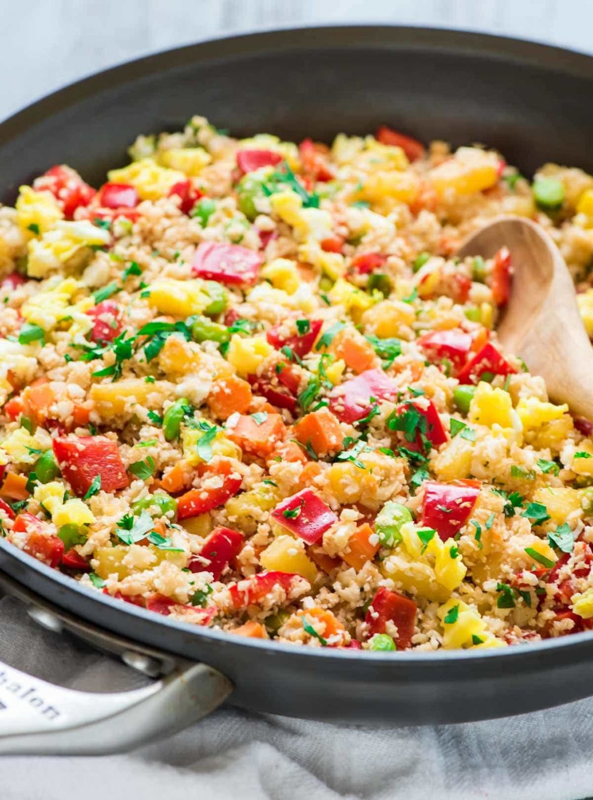 Healthy Fried Rice - Rice Recipes Healthy Easy