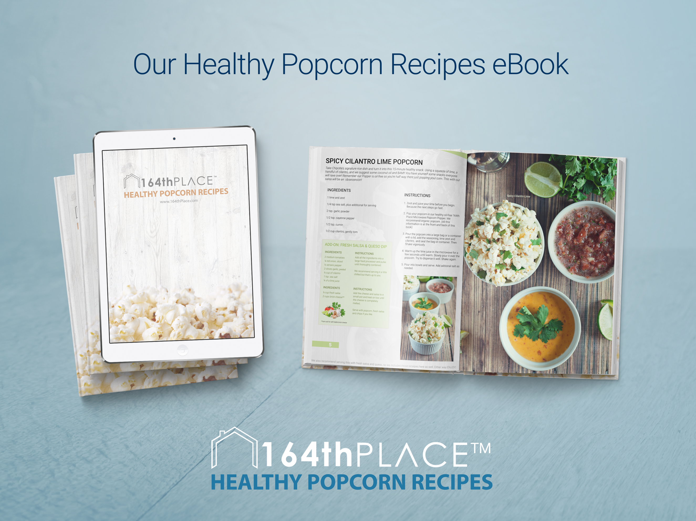 Healthy Fun Popcorn Recipes eBook