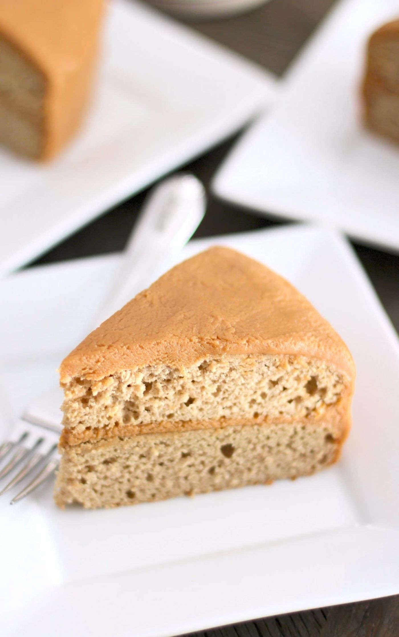 Healthy Gluten-Free Maple Cake - Recipes Dessert Gluten Free