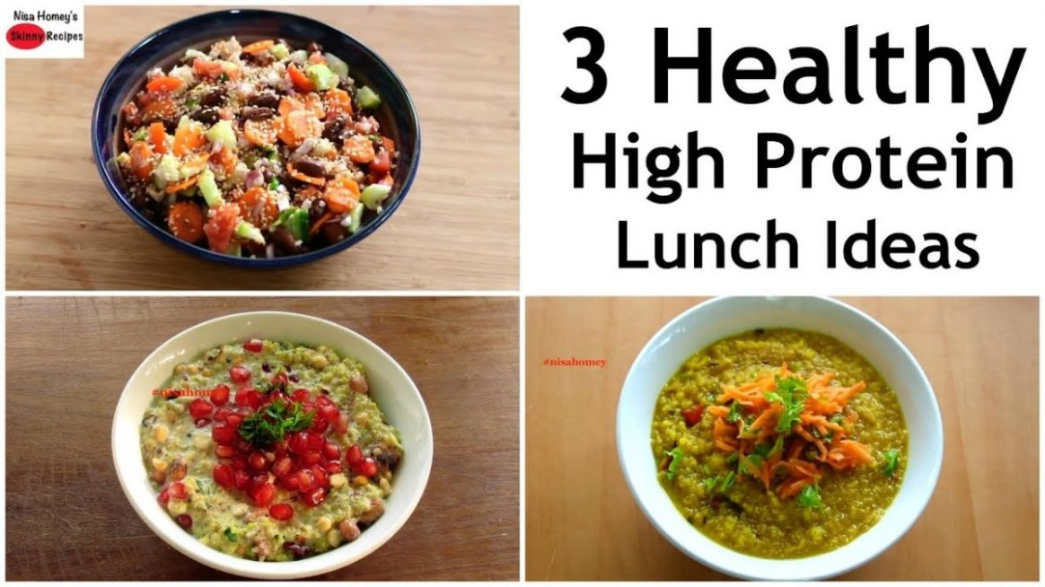 Healthy High Protein Lunch Ideas For Weight Loss – Quinoa Recipes ...